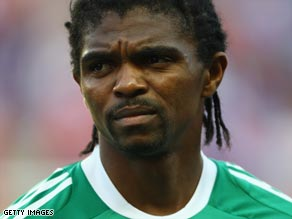 Super Eagle Nwankwo Kanu believes 2010 will be a big year for Africa.