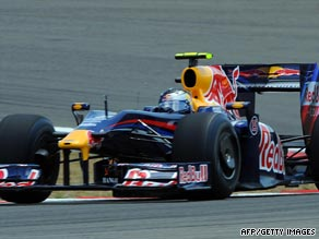 Vettel claimed the third pole position of his career after finishing fastest in Turkish GP qualifying.