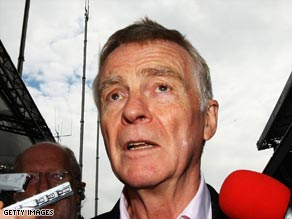 The FIA president Max Mosley says a deal has been reached with the breakaway F1 teams.