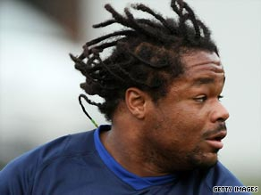 Bastareaud has now been hospitalized after the furor surrounding his false claim of assault in New Zealand.