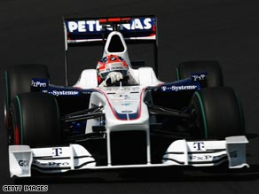 BMW Sauber will pull out Formula One after the 2009 season.