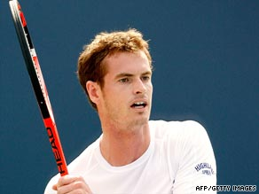 Murray made short work of his straight sets win over Ferrero in Montreal Thursday.