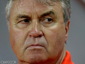 Guus Hiddink is set to take charge at Stamford Bridge until end of the season.