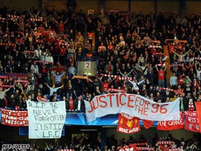 The Hillsborough tragedy provokes strong emotions from Liverpool fans.