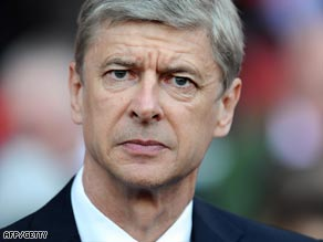 Wenger was left to reflect on a bitter defeat at the hands of his old rival.