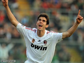 Former World Player of the Year Kaka has agreed to join Real Madrid in a $92m move according to reports in Spain.