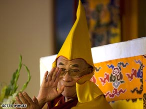 The network was discovered after computers at the Dalai Lama's office were hacked, researchers say.