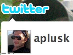 Ashton Kutcher's Twitter feed has surpassed CNN's breaking-news feed in the race to 1 million followers.
