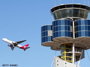 The FAA is developing new technology to track air traffic via satellite.