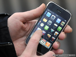 Apple reported it sold over 1 million new iPhones after the release of its latest version this weekend.