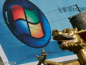 China's censoring of the internet continues from July 1 with its Green Dam content filter on all new Windows PCs.