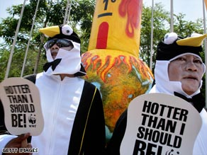 Environmental activism keeps the heat on the UN to deliver at climate talks in December.