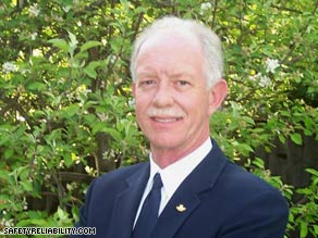 Sullenberger was also an invited guest at Obama's inauguration.