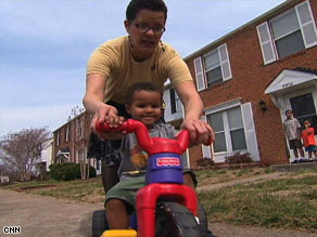 Maria Stephens went from making $80,000 a year to being homeless with three boys to care for.