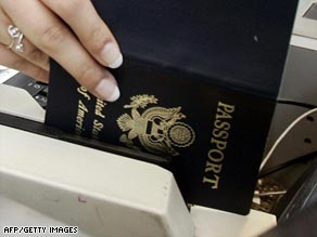 An investigator used fake documents to obtain a U.S. passport, a congressional report says.