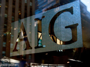 AIG says it recognizes the importance of upholding a high degree of transparency relating to bailout money.