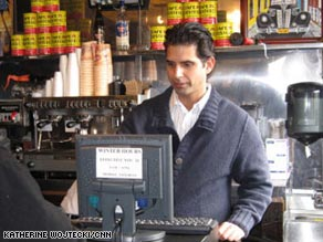 Alberto Gonzales is expanding after opening a cafe just six months ago.