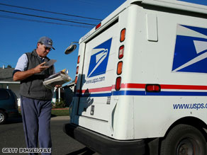 The Postal Service said work force cutbacks will save the agency $100 million annually.