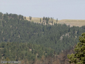 Officials are concentrating their search for the Schade family in the Black Hills of South Dakota.