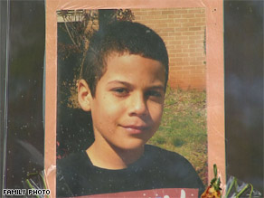 Jaheem Herrera's mother thinks he hanged himself because he was perpetually bullied at school.
