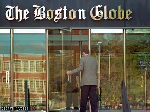 The Boston Globe faces an ultimatum: Reach a financial concession or force a shut down, the Guild reported.