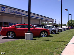 This Virginia dealership cannot legally sell any new Chryslers, Dodges or Jeeps after June 9.