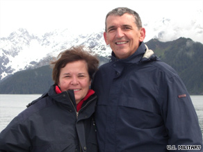 Retired Maj. Gen. David Wherley Jr. and his wife, Ann, were killed in last week's Metro crash.
