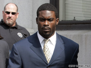 Michael Vick will be considered for full reinstatement based on his progress by the sixth week.