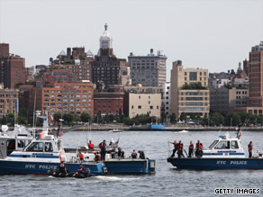 Crews will resume the search for victims of a midair collision over New York's Hudson River.