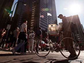 A survey by the National League of Cities finds the financial picture bleak for many U.S. cities.