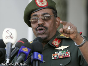 President Omar al-Bashir ordered the expulsion of aid groups after he was indicted on war crimes charges.