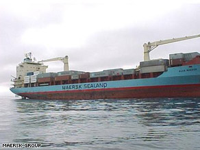 Pirates hijacked the American ship Maersk Alabama last week.