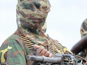 Militants from the Movement for the Emancipation of Niger have declared war on Nigerian troops.