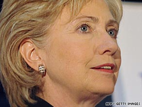 Nigeria is the fifth stop in Hillary Clinton's visit to Africa, to be followed by Liberia and Cape Verde.
