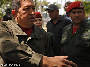 Venezuelans recently approved a referendum allowing President Hugo Chavez to run for a third term.