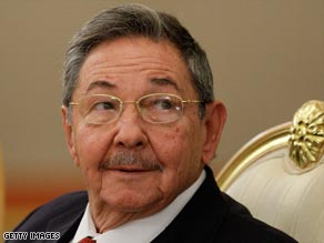 Cuban President Raul Castro is moving his own people into power, analysts say.