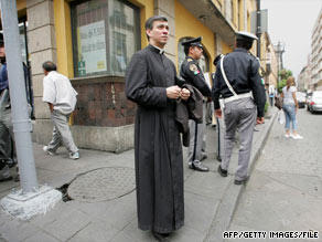 A recent killing suggests Mexican clergymen may be in the crosshairs of the country's powerful drug cartels.