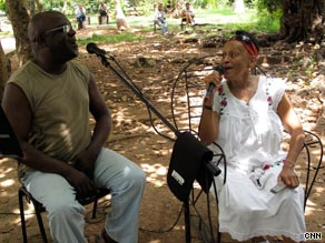 Making beautiful music: The Buena Vista Social Club has a packed calendar.
