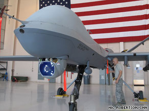 Remote-controlled drones, such as the Predator, are proving increasingly popular with the U.S. military.