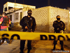 Ciudad Juarez, Mexico, has already surpassed 2,000 homicides this year.