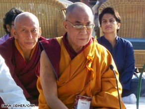 The Dalai Lama says he is grateful for the care and support he has received from India.