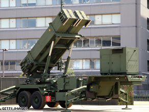 Japan recently deployed its missile defense system in anticipation of North Korea's planned rocket launch.