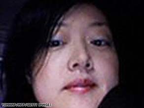 Euna Lee has been in North Korean custody since March when she and another reporter were detained.