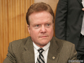 Sen. Jim Webb's visit will be the first time a top U.S. official meets with Myanmar's top official.