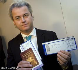 Anti-Islam film's maker blasts UK over ban