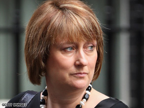 Jacqui Smith said she did not hesitate to name and shame those who foster extremist views.