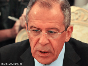 Russian Foreign Minister Sergey Lavrov postponed a trip to Brussels because of the NATO exercises.