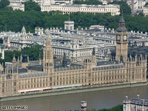 Britain's House of Lords voted to suspend two of its members. It's first time a lord has been barred since 1642.