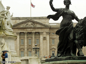 Buckingham Palace has been the subject of high-profile security breaches before.