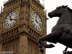 Big Ben's distinctive bongs have been a part of the London scene for 150 years.